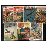 World War 2 Golden Age Comic Lot of 14