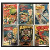 Golden Age Restored Comic Lot of 6