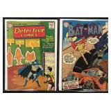 Batman #107 & Detective #238