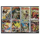 Lot of 8 Silver Age DC #1s