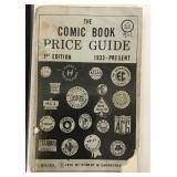 Overstreet Comic Price Guide #1 Rare 2nd Print