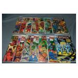 (60) Fantastic Four Comics, Marvel