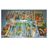 (36) Iron Man Comics, Marvel