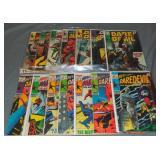 Daredevil, Silver Surfer, & Sub-Mariner Comic Lot