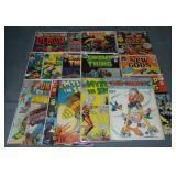 Short Box of Assorted DC Comics, Mixed Titles