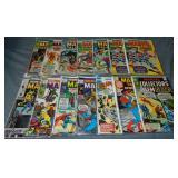 Short Box of Assorted Marvel Comics, Mixed Titles