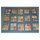1935 Goudey 4-IN-1 Lot of 15 Cards