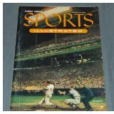 1954 Sports Illustrated Magazine First Issue