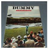 """1954 Pre-Sports Illustrated """"Dummy"""" Issue"""
