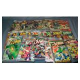 Mixed Comic Lot, Spider-Man & X-Men
