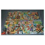 Mixed Comic Lot