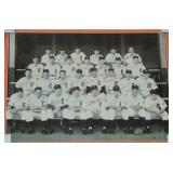 1945 Detroit Tigers Signed Team Photo.