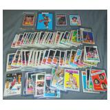 Mixed Lot of Vintage Basketball Cards