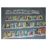 1969 Topps Hockey, Lot of 103 Cards