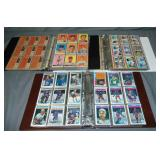 Mixed Sports Cards Lot, 3 Binders