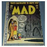 1952 MAD Magazine #1, EC Comics