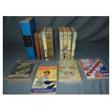 Baseball Boys Series Books, Spalding