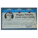 1953 Happy Felton