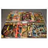 Golden Age Horror Comic Lot.