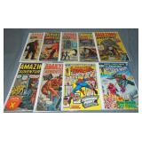 Marvel and Atlas Comic Lot.