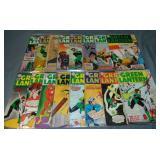 Vintage DC Comic Lot, Green Lantern, Sea Devils