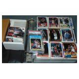 (1100+/-) Vintage & Modern Basketball Cards