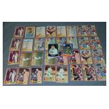(35) Babe Ruth Baseball Cards