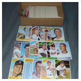 (291) 1966 Topps Baseball Cards