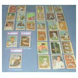 (30) 1959 Ted Williams Baseball Cards
