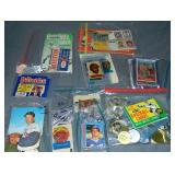 Baseball Cards & Ephemera