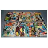 Estate Attic Find Comic Book Lot, Assorted Titles