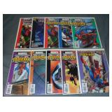 Run of Assorted Marvel Ultimate Titles