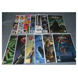 Lot of Assorted Marvel & DC Comics, 2 Short Boxes