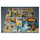DC Batman Comic Book Run #120-516