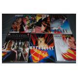 DC Superman & Others Graphic Novel Lot