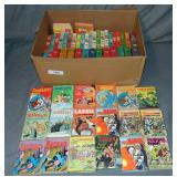 Box Lot of Whitman Big Little Books