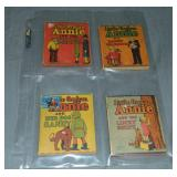 Lot of 10 Whitman Wee Little Books, Orphan Annie