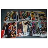 Long Box of Comics, Assorted Marvel Titles