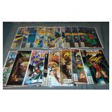 DC Comics Lot, 8 Long Boxes, Assorted Titles