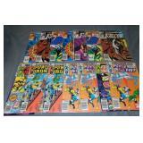 Marvel Lot, Black Panther, Luke Cage, Falcon, Etc