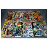 Vtg Marvel & DC Giant Size & Annuals Comic Lot