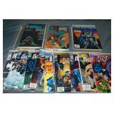 DC Batman Comic Book Lot