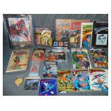Superman & Supergirl Merchandise Collectible Lot
