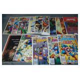Long Comic Box, Joe Kubert Collection