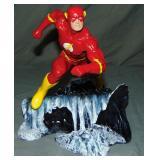 """Boxed Ltd Ed William Pacquet """"Flash"""" Statue"""