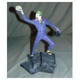 """Boxed Ltd Ed William Pacquet """"Joker"""" Statue"""