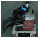 "Boxed Ltd Ed William Paquet ""Nightwing"" Statue"