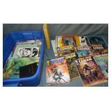 Estate Comic Fanzine & Magazine Lot
