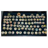 Lot of Kelloggs Comic Character PEP Pins