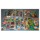 Vintage DC & Marvel Comic Lot, Mixed Titles